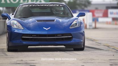 The 2015 Corvette Stingray