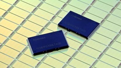 Toshiba and SanDisk have jointly developed the world's first 15-nm process technology for NAND flash memory.
