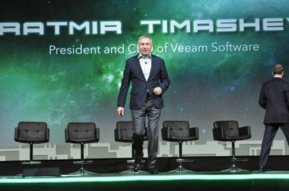 Ratmir Timashev (co-founder, Veeam)