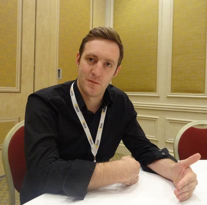 Amazon Web Services' chief data scientist Matt Wood