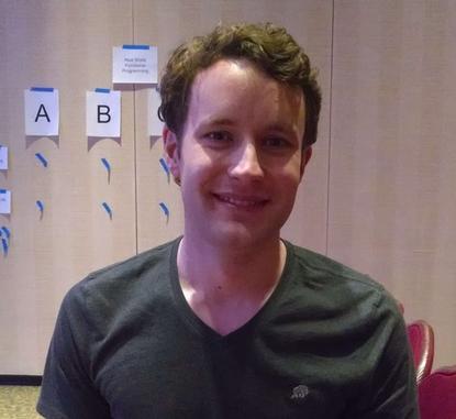 Adam Ernst, Facebook engineer
