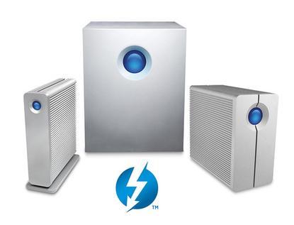 LaCie's 5big storage with 25TB storage