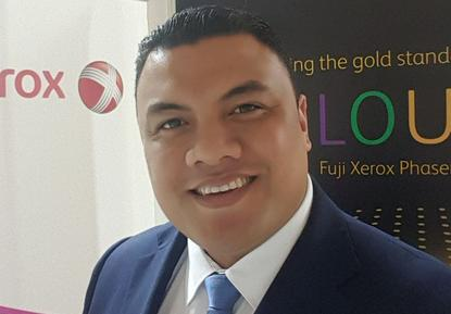 Angus Malietoa to become the new country manager of.Fuji Xerox Printers in NZ.