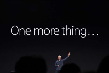Apple chief, Tim Cook