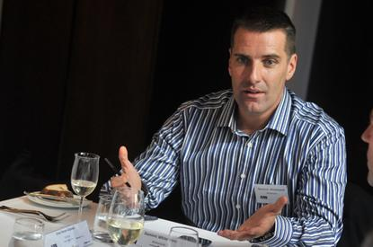 WhiteGold Solutions' Dominic Whitehand.