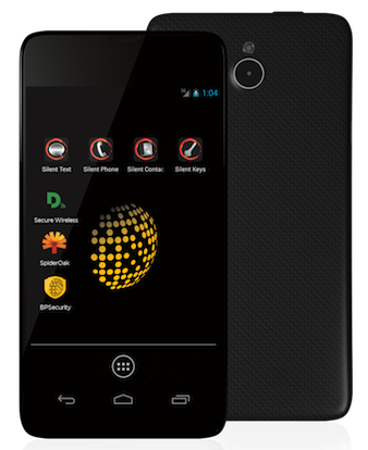 The Blackphone will sell for $629 and will ship in June.