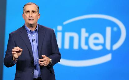 Brian Krzanich - CEO, Intel