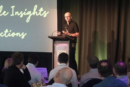 Bruce Jarvis (Callaghan Innovation)