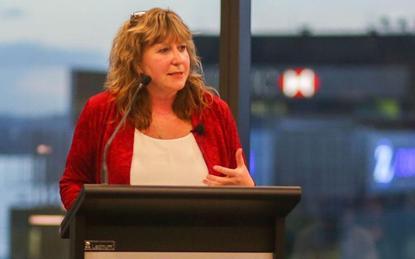 Clare Curran has lost key digital portfolios