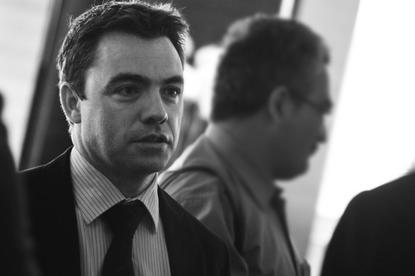 Kaseya's Australia/New Zealand managing director, Dermot McCann