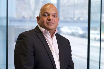Zscaler alliance and channel manager A/NZ, Dilshan Sivalingam