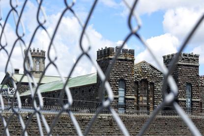 Mt Eden prison, Auckland