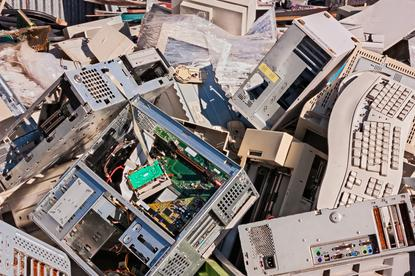 E-waste targeted in new recycling pilot