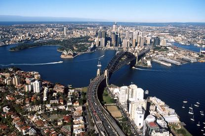 Sydney, the site of the new Oracle digital hub