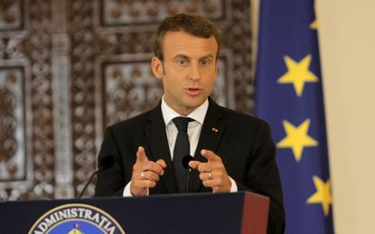 Emmanuel Macron - President, France