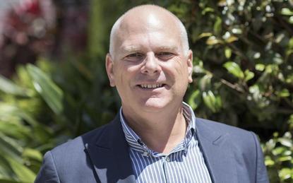 Gary Mitchell - Veeam A/NZ vice president
