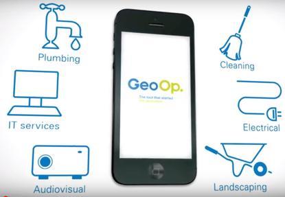 GeoOp has scored a global cloud marketplace deal.