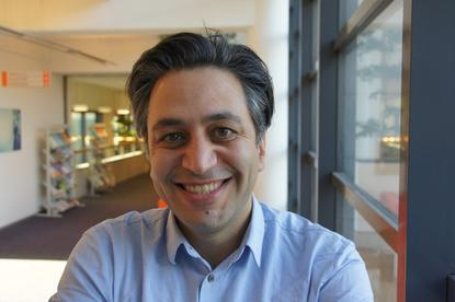 Hadi Asghari, assistant professor at Delft University of Technology