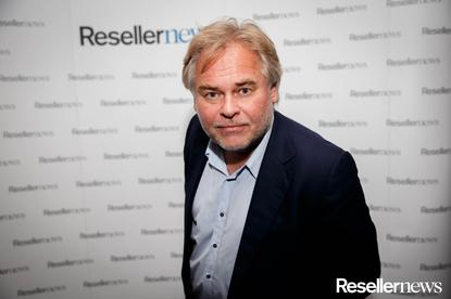 Eugene Kaspersky, co-founder and CEO, Kaspersky Lab, in Auckland in May.