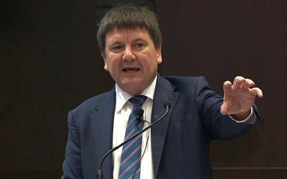 Privacy commissioner John Edwards