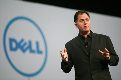 Dell CEO, Michael Dell.