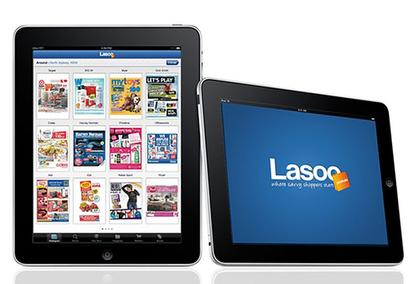 NZ Post is preparing to sell its stake in Reach Media, owner of Lasoo.co.nz, as it clears its books of Kiwibank's troubled core banking system replacement project.