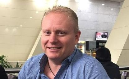 Amazon Web Services' new head of IoT in APAC, Lee Hickin