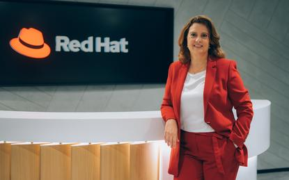 Marjet Andriesse (Red Hat)