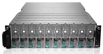 Dell PowerEdge servers sold well during the first quarter