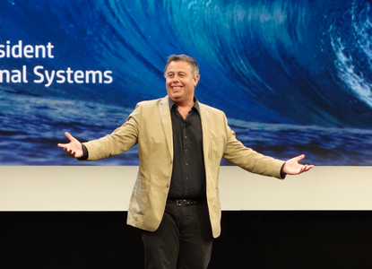 Dion Weisler - President and CEO, HP Inc.