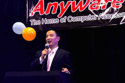 Garrison Huang - CEO and Managing Director, Harris Technology