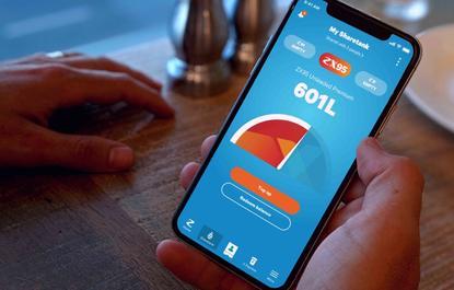 Z Energy's Sharetank app was developed by Rush Digital.