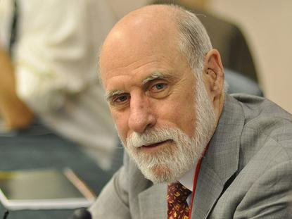 "Vint Cerf, known as one of the fathers of the Internet, has said that the Web and our digital devices have become integral parts of our lives, changing the way we discover things, who we communicate with and even how we think about communications.  The American computer scientist, who has worked at IBM, DARPA and now Google as its vice president and chief Internet evangelist, said that the best of the Web is still ahead of us.  ""The future of the web is limited only by our imagination,"" Cerf wrote in an email to Computerworld. ""Ninety-nine percent of what we will do on the Web has yet to be invented."""