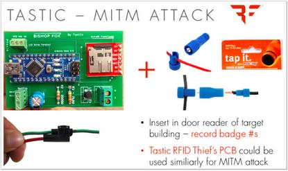 An improved device for hacking RFID building card access systems will be released at the Def Con Hacking Conference early next month.