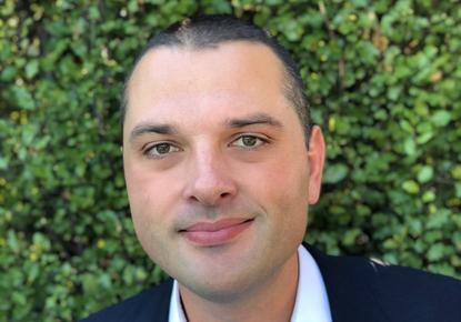 Cohesity managing director A/NZ, Theo Hourmouzis