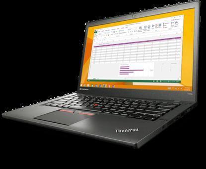 The Lenovo ThinkPad T450s.