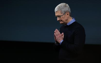 Tim Cook - CEO, Apple