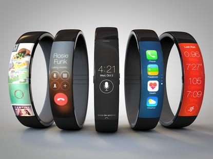 Todd Hamilton has conceived one of more stunning iWatch concepts