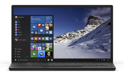 Microsoft hopes a new start menu will get users to upgrade starting from July 29