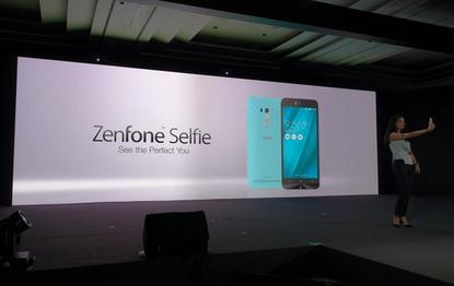 The Zenfone Selfie.