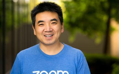 Eric Yuan, Zoom founder and CEO
