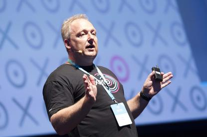 Xero founder and chief executive Rod Drury.