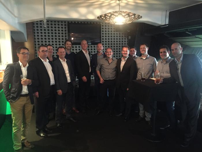 Reseller News After Hours launch at Degree Bar