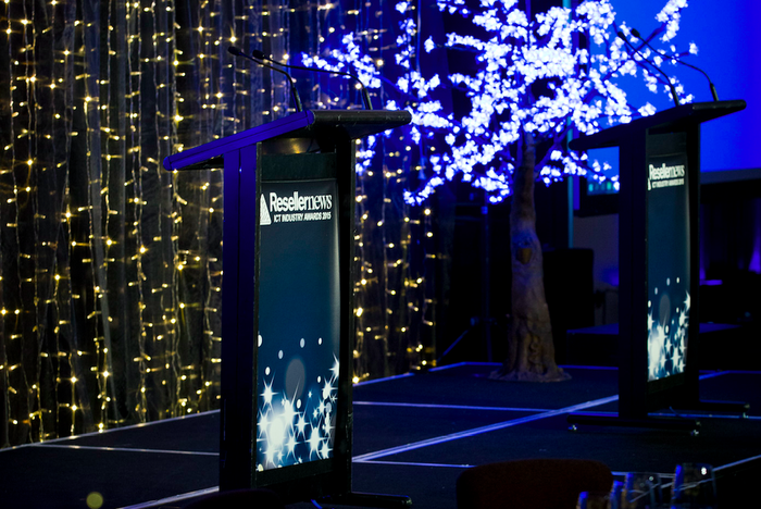 2015 Reseller News ICT Industry Awards at the Hilton Hotel, Auckland