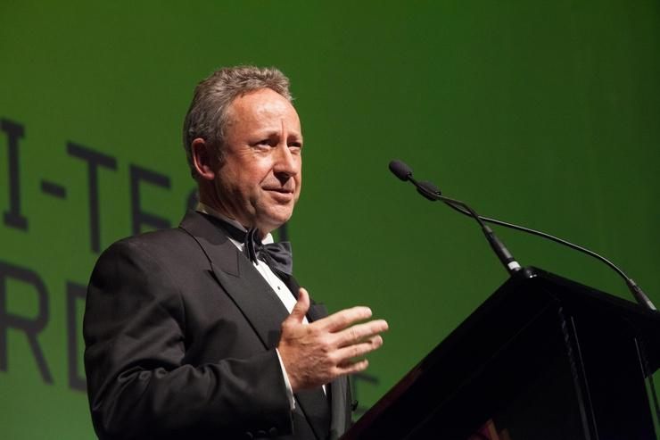 Outgoing Cisco NZ Country Manager Geoff Lawrie