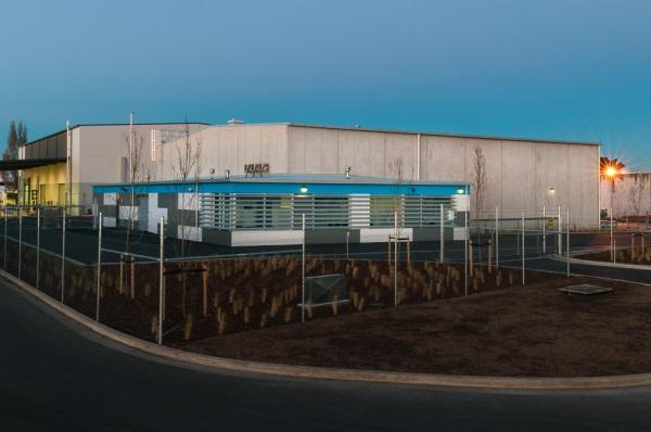 Gen-i's new datacentre in Christchurch