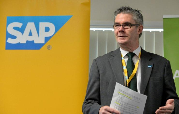 Graeme Riley - Managing Director, SAP New Zealand