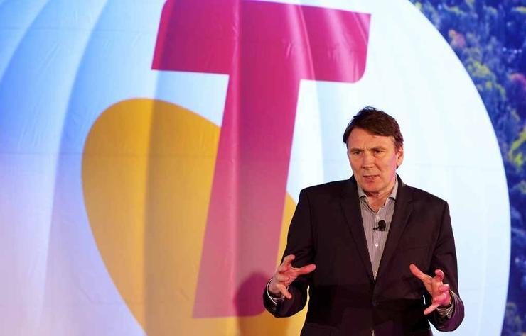Telstra chief executive David Thodey
