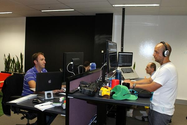 Arbor Networks Sydney office.