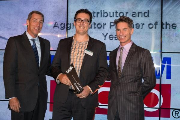 Ingram Micro Australia took home the distributor and aggregator partner of the year award